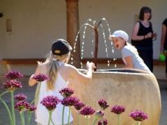Hravá prohlídka přírodní galerie pro rodiče s dětmi 2017