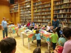 Odpolední akce pro děti a rodiče v roce 2016